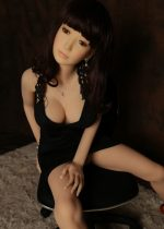 158cm TPE love doll with #16 head  (13)