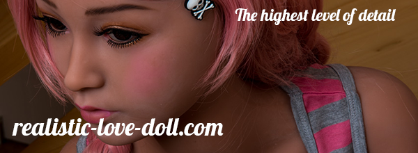 Realistic Love doll Banner