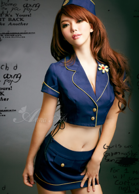 Flight Attendant Outfit