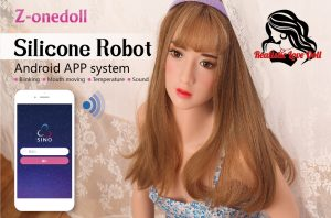 Silicone Robot Dolls